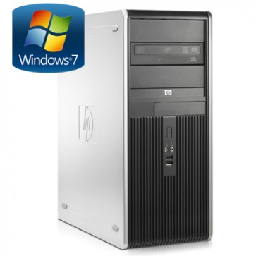 HP tower PC DC7800 CMT - E6750 W7P