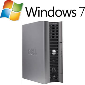 Dell Optiplex 760 USFF - E5200 W7P