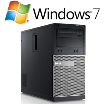 Dell OptiPlex 390 MT - i3-2120 W7P