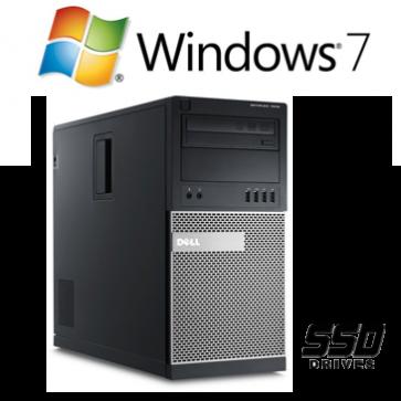 Dell OptiPlex 7010 MT - i7-3770 W7P