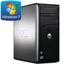 Dell Optiplex 780 MT - E6500 W7P