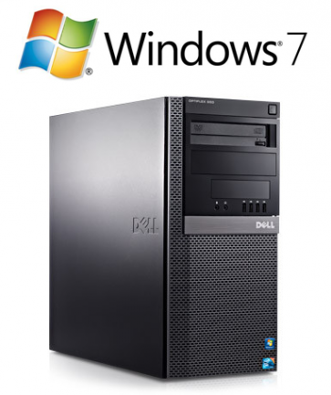 Dell OptiPlex 980 MT - i5-650 W7P