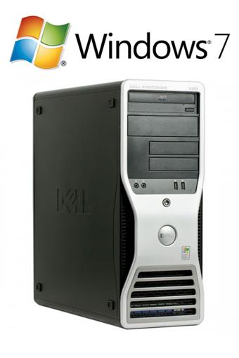 Dell Precision 390 - E6600 W7P
