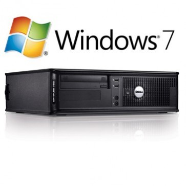 Dell Optiplex 760 DT - E7500 Desktop W7P