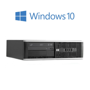 HP 8200 Elite SFF - i5-2400 W10P