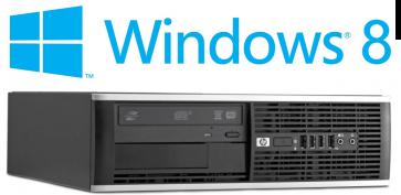 HP 8300 Elite SFF - Core i5-3470 W8P