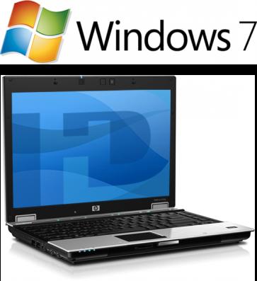 HP EliteBook 8440P - i5-540M 120GB SSD W7P