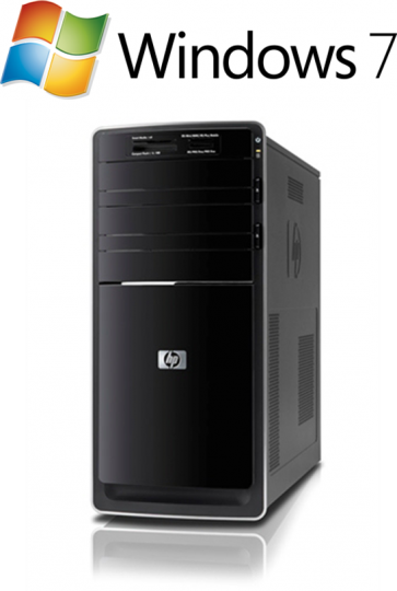 HP P6510 MT - AMD Athlon II X4 635 W7P