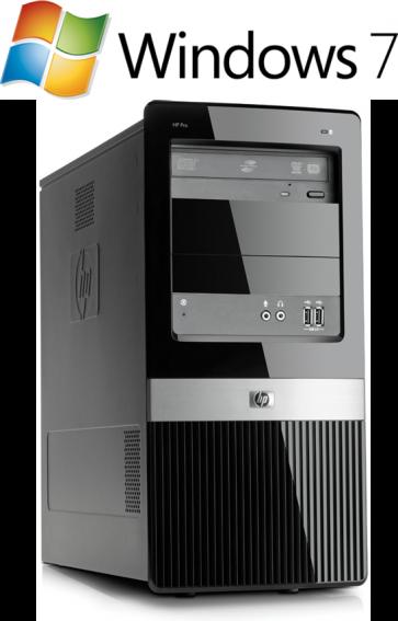 HP Pro 3120 MT - DC-E5500 W7P