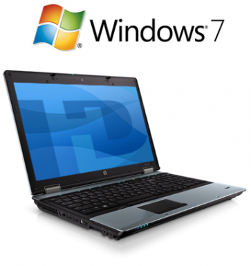 HP ProBook 6550b - i5-520M W7P