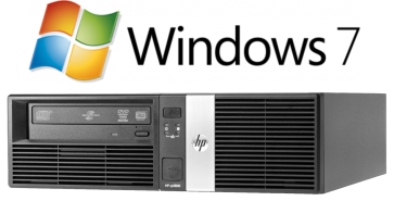 HP RP5800 SFF - G6950 W7P - Point of Sale