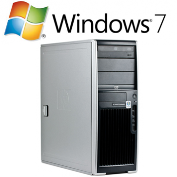 HP xw4600 Workstation - Q9550 W7P