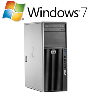 HP Z400 Workstation - Xeon W3520 W7P