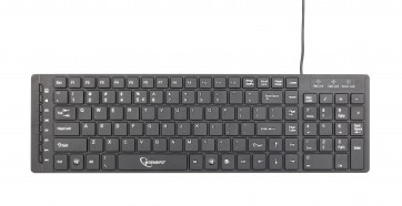 NIEUW Soft Touch QWERTY Keyboard - USB