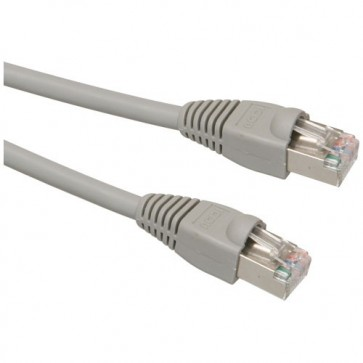 UTP kabel CAT6 3 meter - Grijs
