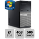Dell OptiPlex 390 MT - i3-2120 W7P
