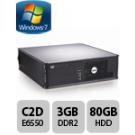 Dell Optiplex 755 SFF - E6550 W7P