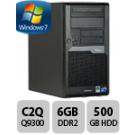 Fujitsu Esprimo P7935 - Q9300 - 6GB W7P