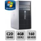 HP tower PC DC5800 MT - E8400 W7P