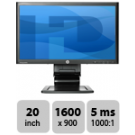 HP LA2006x - 20 inch WideScreen