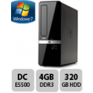 HP Pro 3120 SFF Mini PC - DC E5500 W7P