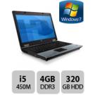 HP ProBook 6450b - i5-450M W7P