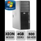 HP Z400 Workstation - Xeon W3550 W7P