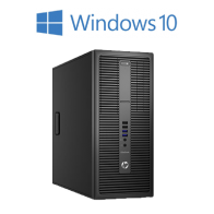 HP EliteDesk 800 G1 CMT - i7-4790 250GB SSD W10P