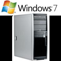 HP xw4600 Workstation - E8500 W7P