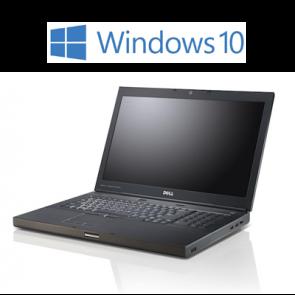 Dell Precision M6600 - i5-2520M 250GB SSD W10P