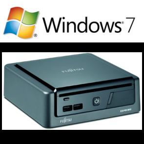 Fujitsu Esprimo Q5020 - T8100 W7P Mini PC