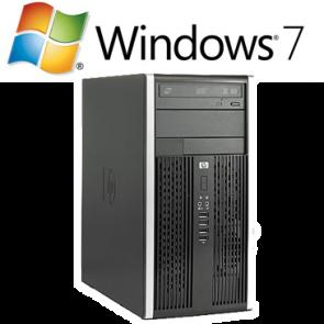 HP 6000 Pro MT - E8400 W7P