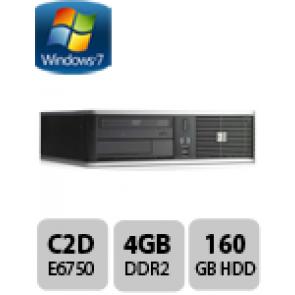 HP DC7800 SFF - E6750 W7P