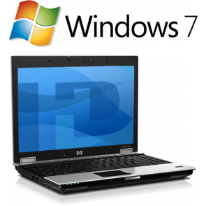 HP EliteBook 8530p - P8600 W7P