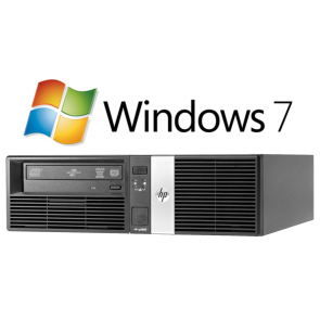 HP RP5800 SFF - G850 W7P - Point of Sale
