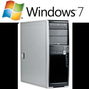 HP xw4600 Workstation - Q9550 W7P