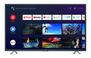 Sharp 65BL5EA - 65'' 4K Ultra HD Android TV - 4974019145464