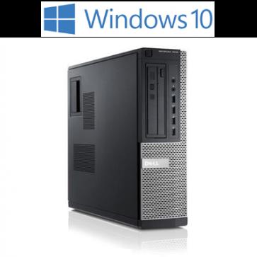 Dell OptiPlex 7010 DT - i3-3240 - 4GB - 500GB HDD - W10P