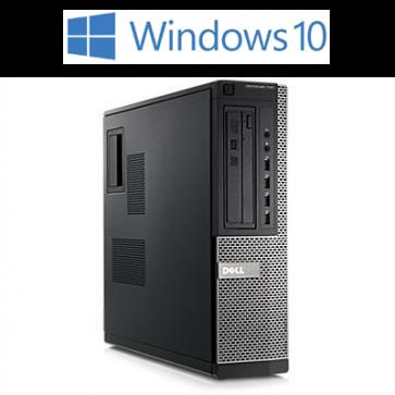 Dell Optiplex 790 DT - i3-2120 240GB SSD W10P