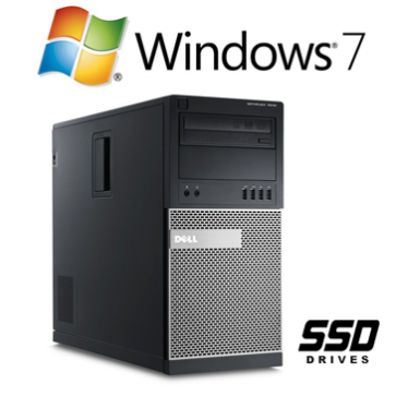 Dell OptiPlex 790 MT - i7-2600 W7P