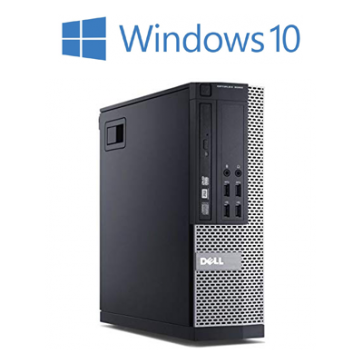Dell OptiPlex 7010 SFF - i5-3470 - 8GB - 240GB SSD - W10P