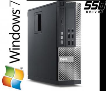Dell OptiPlex 7010 SFF - i5-3470 120GB SSD W7P