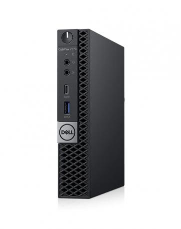 Dell OptiPlex 7070 MFF - i7-9700T - 16GB - 256GB SSD - W10P