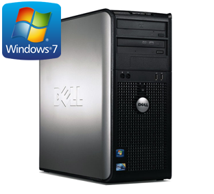 Dell Optiplex 780 MT - E6500 W7P