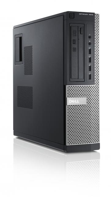 Dell Optiplex 3010 DT - i5-3470 120GB SSD W7P
