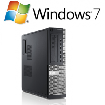 Dell Optiplex 790 DT - i5-2400 - 4GB RAM - 250GB HDD - W7P
