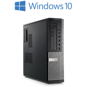 Dell Optiplex 790 DT - i3-2120 - 4GB - 250GB HDD - W10P