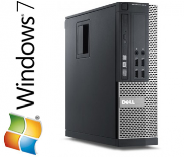 Dell Optiplex 790 SFF - i5-2400 W7P