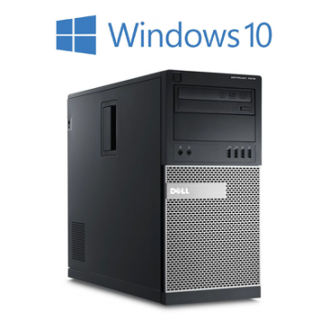 Dell OptiPlex 9020 MT - i7-4770 W10P