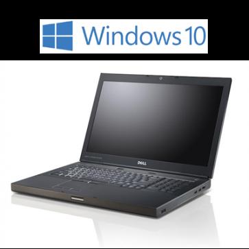 Dell Precision M6600 - i5-2520M 240GB SSD W10P - 17,3 inch
